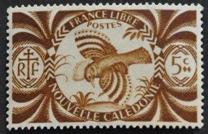 DYNAMITE Stamps: New Caledonia Scott #252 – MINT hr