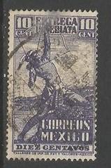 MEXICO E5 VFU Z3545-7