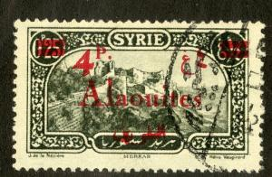 ALAOUITES 39 USED SCV $2.50 BIN $1.00 PLACE