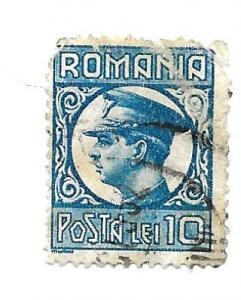 Romania 1930 - Scott #377 *