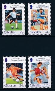 [43089] Gibraltar 1996 Sports European Cup Soccer Football England MNH