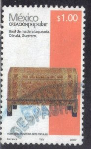 MEXICO  SC# 2488 **USED** 1p  2012      SEE SCAN