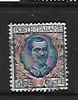 ITALY, 91, USED, VICTOR EMMANUEL III