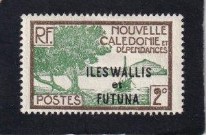 Wallis & Futuna Islands,    #   44   unused