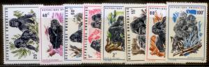 Rwanda 1970 SC# 359-66 MNH  L59