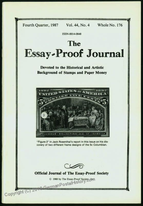 Essay-Proof Journal Lot Group of 9 Different Magazines 44701