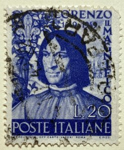 AlexStamps ITALY #523 VF Used