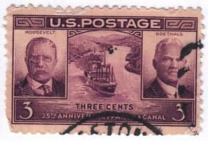 United States, Scott # 856,  Used
