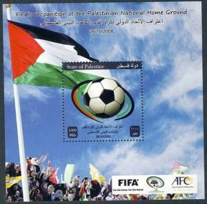 2013	Palestina	284/B36	Overprint # 250/B30 - Football / FIFA