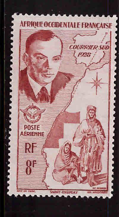 FRENCH West Africa Scott C11 MNH**