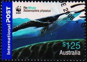 Australia. 2006 $1.25 Fine Used