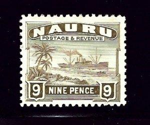 Nauru 26 MH 1924 Issue