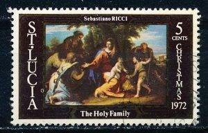 Saint Lucia #324 Single Used