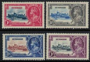 St. Vincent #134-7*   CV $9.45