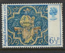 Great Britain SG 1018  - Used  - Christmas 1976