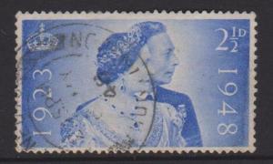 Great Britain Sc#267 Used