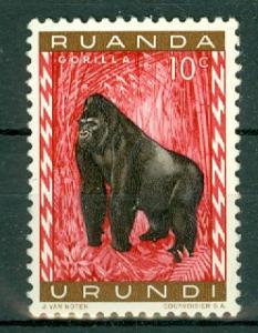 Ruanda-Urundi - Scott 137 MNH (SP)