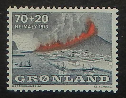 Greenland B6. 1973 Volcanic Eruption victims, NH