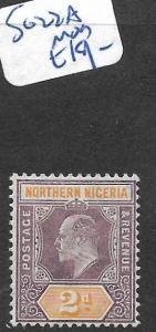 NORTHERN NIGERIA (P1309B) KE 2D  SG22A   MOG