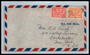 Goldpath: Saudi Arabia cover, To NY USA, CBHW_07_04