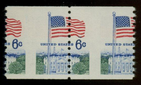 1338A MINT Misperfed Pair