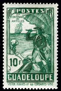 Guadeloupe Sc#147 Mint VF...French Colonies are hot!