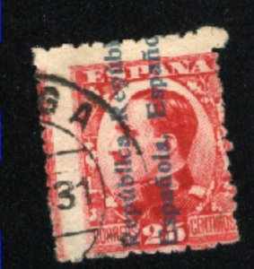 Spain 411   used 1930 PD