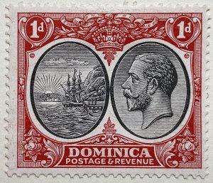 AlexStamps DOMINICA #67 VF Mint