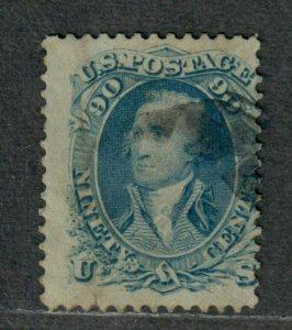 US Sc#72 Used/A,Small Faults, Cv. $575