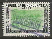 HONDURAS C256 VFU L1084-1