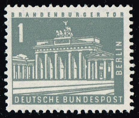 Germany #9N120 Brandenburg Gate; MNH (0.25)