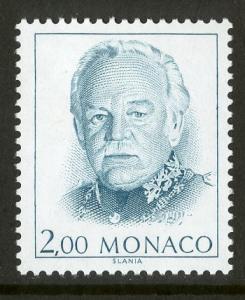 MONACO 1661 MNH SCV $1.00 BIN $0.50 Person