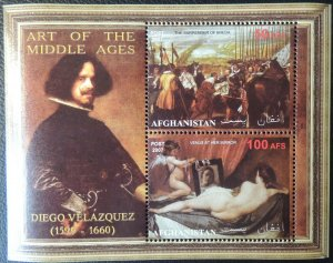 2007 art of the middle ages diego velazquez 2 values paintings nudes