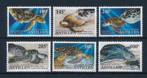 [40658] Netherlands Antilles Antillen 2004 Marine Life Sea turtles MNH