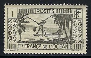 French Polynesia 80 MOG 362G-2