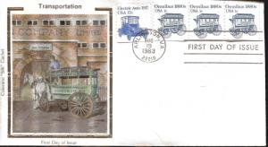 US FDC Scott #1897 Omnibus. Colorano Cachet. Free Shipping.