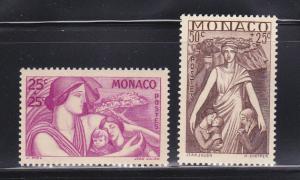Monaco B51-B52 MH Symbols Of Charity