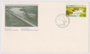 Canada - #937 - 1983 $5 Point Pelee FIRST DAY COVER