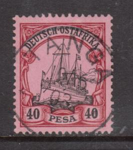 German East Africa #18 Very Fine Used