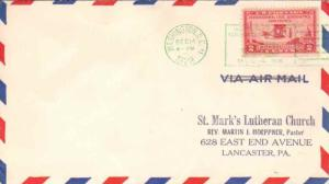United States District of Columbia Washington 11, D.C. 1928 green Internation...