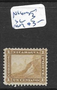 NICARAGUA  (PP3006B)     1C  SC 3  MOG