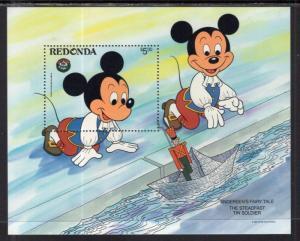 Redonda MH S/S Disney's Andersen's Fairy Tales 1986