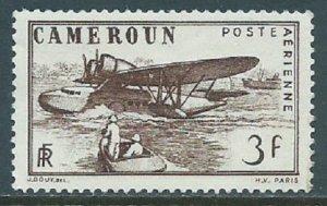 Cameroun, Sc #C19, 3fr MH