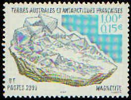 French Southern & Antarctic Territory #279 Mint Never Hinged Complete Set