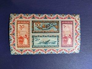 Indonesia 118 VF-XFNH, CV $50