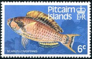 Pitcairn Islands Sc#233 MH (Pi)