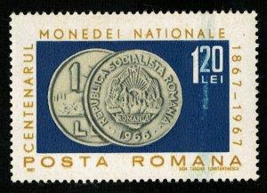 Romania, 1.2 LEI (Т-9244)
