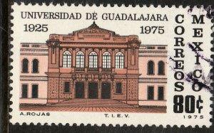 MEXICO 1107 50th Anniv of the University of Guadalajara USED, F-VF. (1325)