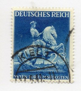 Germany 1943 Early Issue Fine Used 25pf. NW-100731