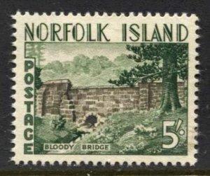 STAMP STATION PERTH Norfolk Island #40 Definitive Issue MNH - CV$5.50